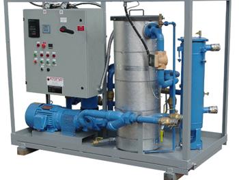 سیستم حذف ذرات روغن در گردش(Lube Oil Vents Mist Eliminator)