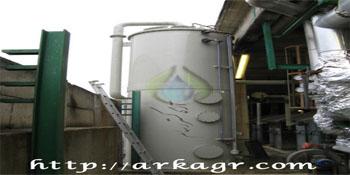 تجهیزات داخلی برج های فرایندی